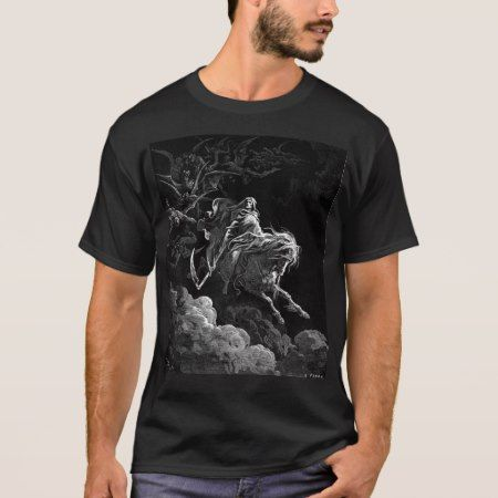 Vision of Death - Gustave Dore T-Shirt - tap, personalize, buy right now!
