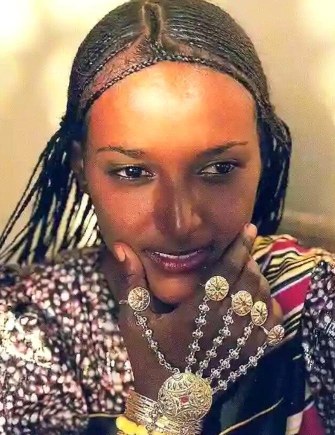 Ethiopian Hairstyles Braids Ethiopia Ethiopian Hairstyle Hairstyles Braids Ethiopian Hairstyles Br In 2020 Natural Hair Styles Hair Styles Dreadlock Styles