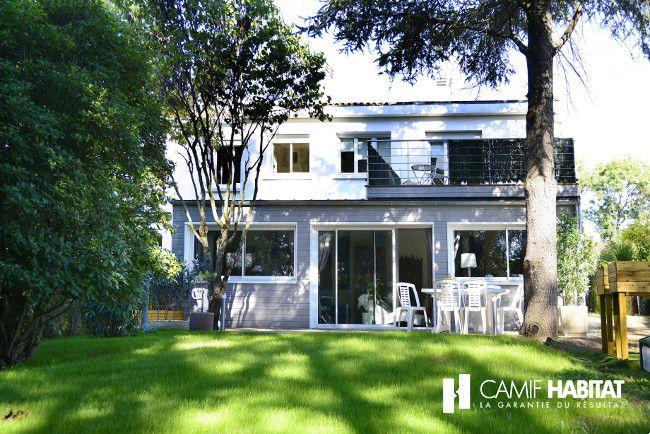 Extension de maison en Poitou Charentes.  #extension #maison  http://www.camif-habitat.fr/projet-immobilier/travaux-extension-agrandissement-maison.php