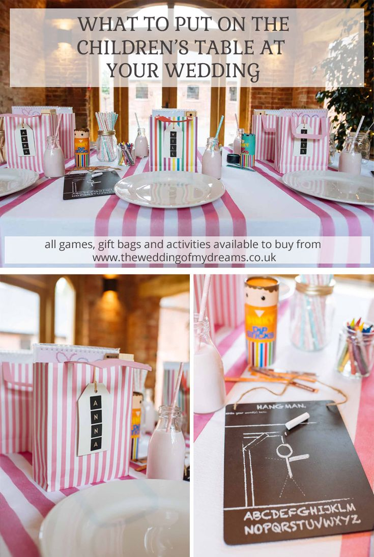 wedding ideas for kids tables ideas for childrens table at wedding wedding ideas and 27843