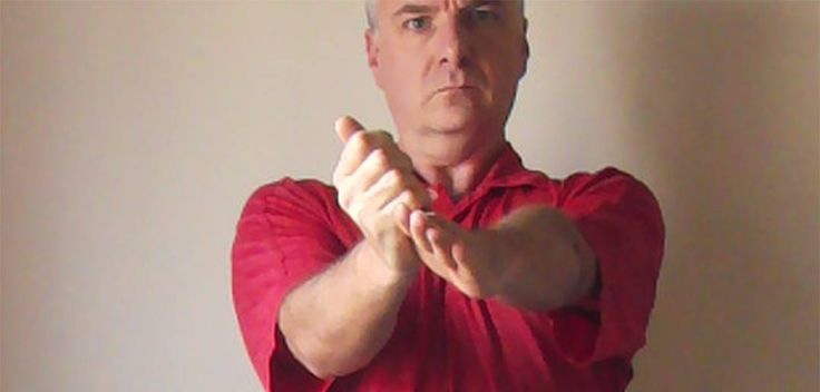 Golf Swing Drill 305. Backswing: How to Move the Arms in the Golf Backswing