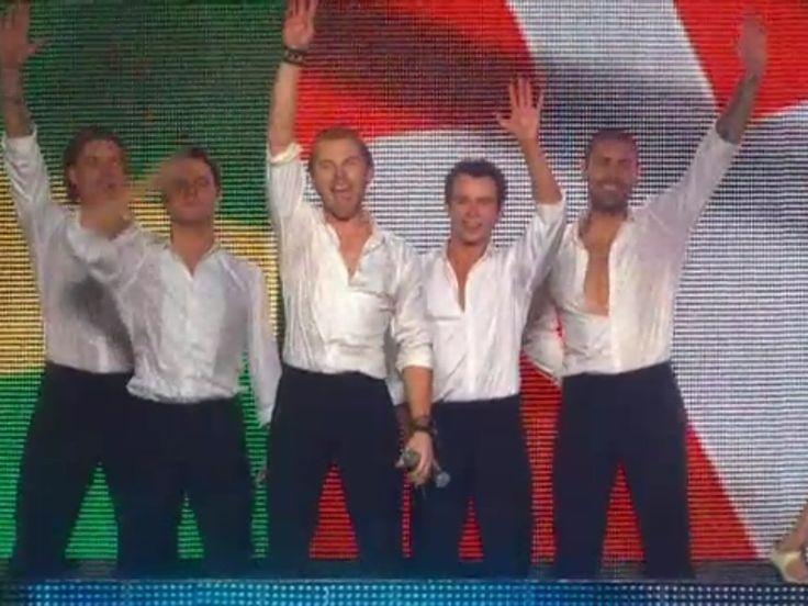 Boyzone 2008