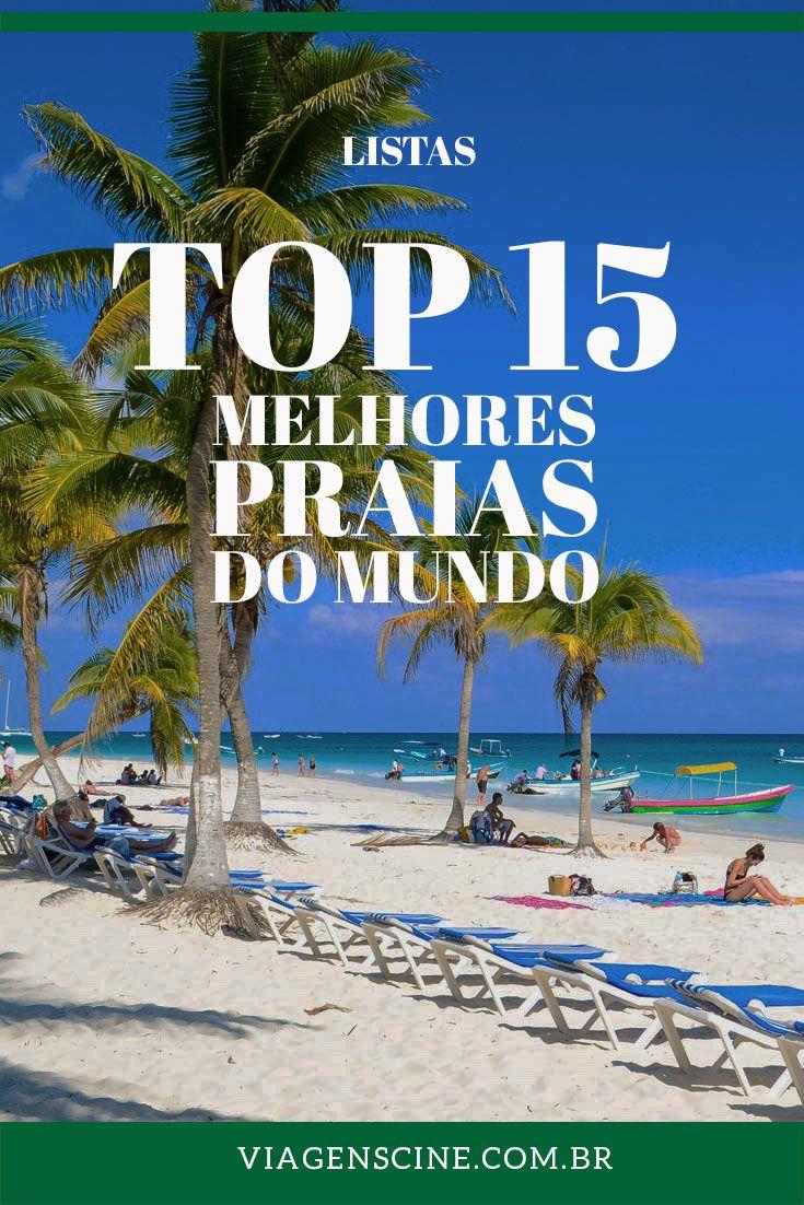 Quais as melhores praias do mundo? Baseado em algumas listas divulgadas como TripAdvisor e National Geographic, confira essa lista de praias em destinos como Europa, Caribe e Brasil