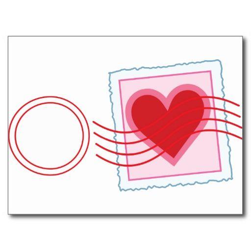 Selo de carta de amor