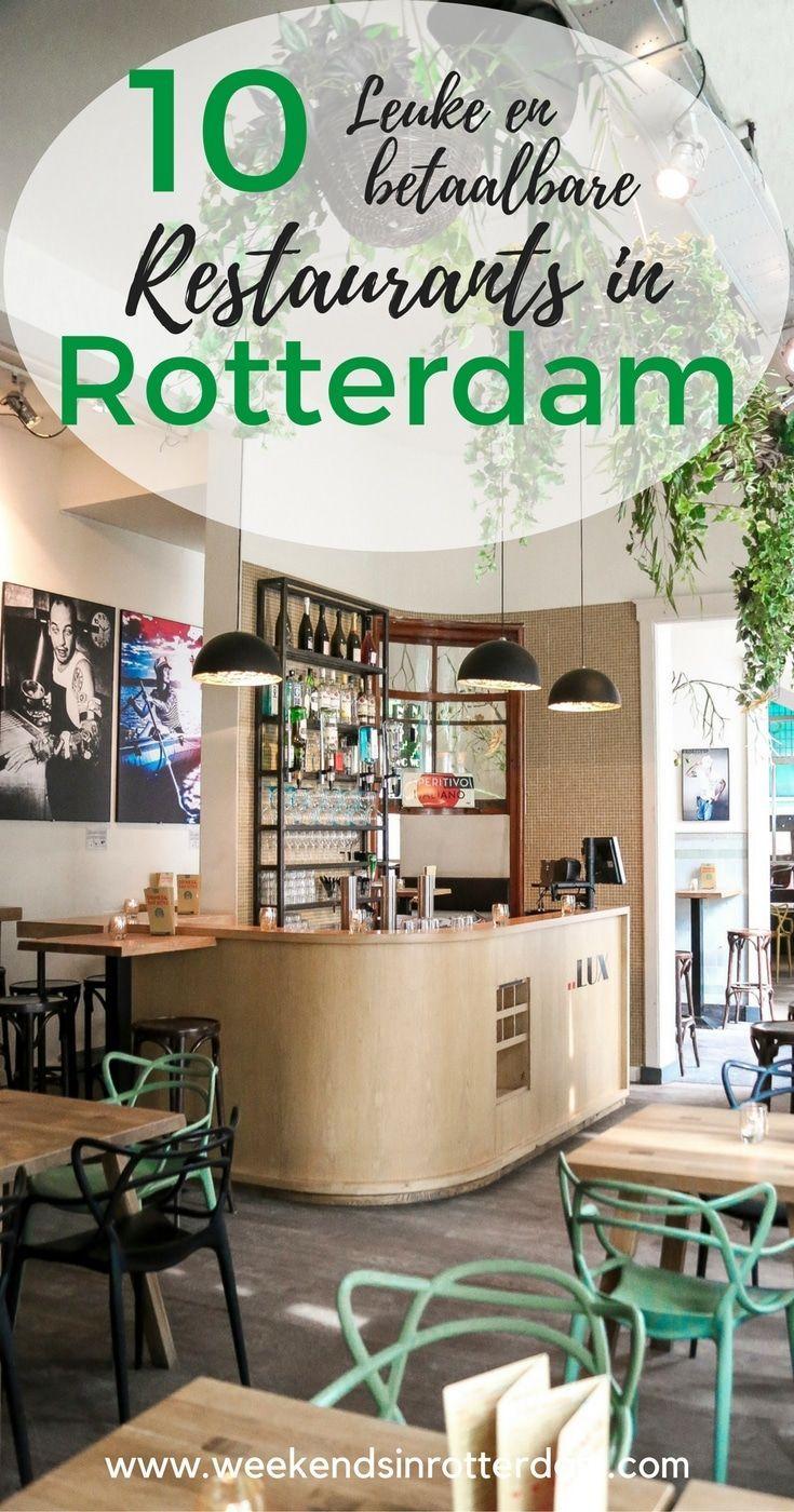 10 leuke en betaalbare restaurants in Rotterdam, waar kan je goedkoop eten in Rotterdam, lekker uiteten in Rotterdam, Rotterdam eten, Rotterdam uiteten, Goedkoop uiteten Rotterdam, betaalbaar uiteten in Rotterdam