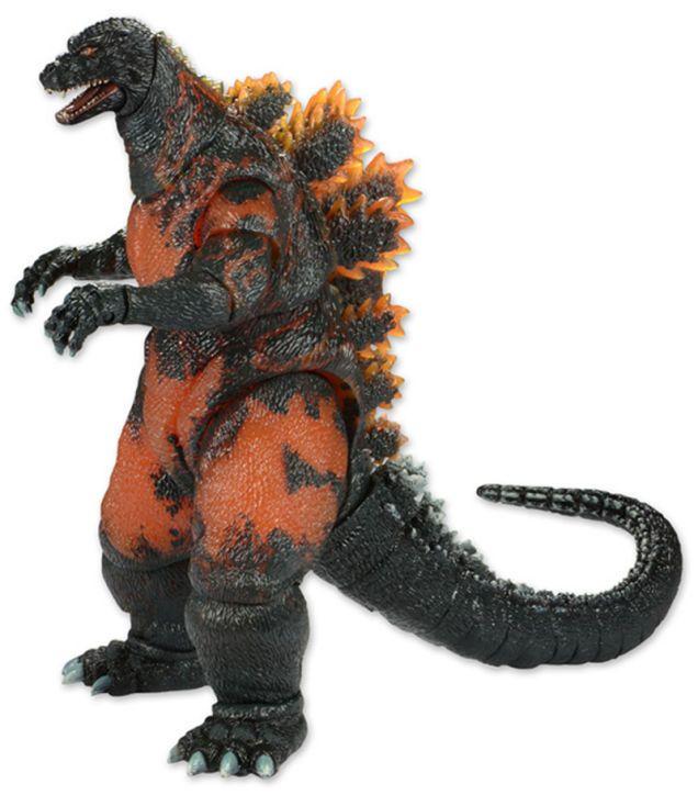 Burning Godzilla is the coolest Godzilla Toy