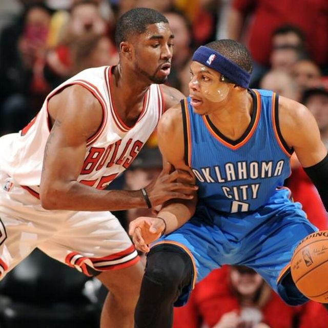 E'Twaun #Moore contro Russell #Westbrook