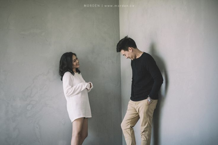 Casual engagement shoot | This is incredible! Unique work by  MORDEN http://www.bridestory.com/morden/projects/together-we-can