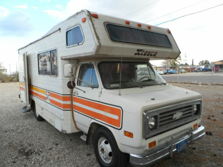 1976 ITASCA 25 FOOT RV CLASS C MOTORHOME 350 CHEVY MOTOR RUNS AND DRIVES TAGGED | Travel ...