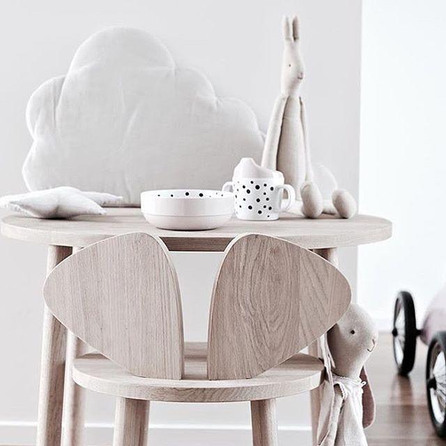 """201 gilla-markeringar, 2 kommentarer - Barneklær Inspiration og Tips (@mini.stil) på Instagram: """"Barnemøbler fra NoFred finnes i hvit og tre hos @monolo.no •www.monolo.no• Rask Levering"""""""