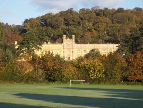 Ashton Court from the school playing fields.