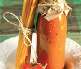 Rezept Tomatensauce von Thermomix Rezeptentwicklung - Rezept der Kategorie Saucen/Dips/Brotaufstriche