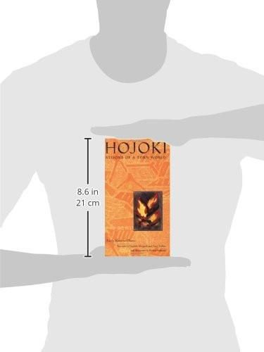 Hojoki: Visions of a Torn World (Rock Spring Collection of Japanese Literature)