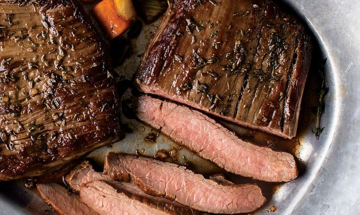 London Broil // Rich, beefy, and the perfect canvas for your favorite marinade, this is a chef's steak! Each of these 12 oz. steaks is cut by our butchers in traditional London Broil style from our perfectly aged grain-fed premium beef, and is best broiled or grilled medium rare. Get creative!  Buy here: http://www.omahasteaks.com/product/London-Broil-2-12-oz-02737?ITMSUF=WZC?SRC=RZ0637