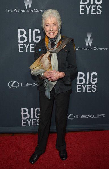 Margaret Keane Art Today | Margaret Keane Artist Margaret Keane attends The Weinstein Company's ...