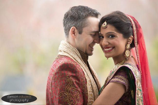 Inter racial marriage