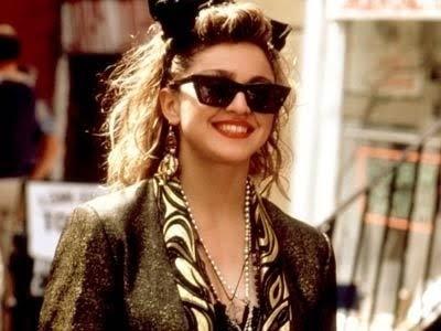 Madonna anni-80