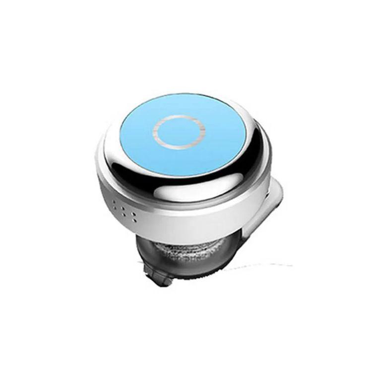 Super mini Stereo bluetooth 4.0 headset wireless in ear sport handfree earphone headphone universal for iphone samsung phones(Blue) | Lazada PH