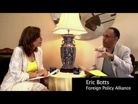 What kind of foreign policy do we need? on Passion Time: Eric Botts Fore...