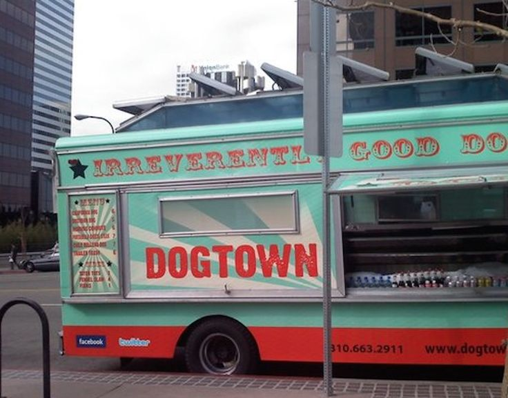 Dogtown Dogs Food Truck LA