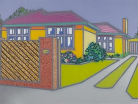 Real estate boom translates to painting