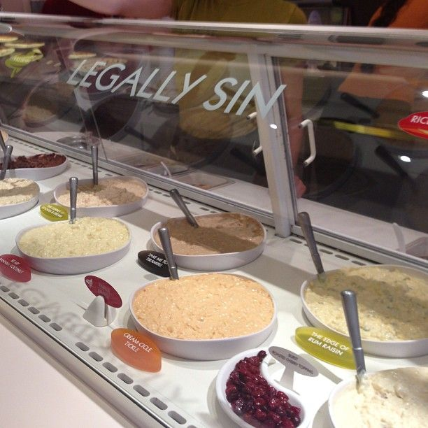 Rice to Riches in New York, NY - rice pudding heaven!