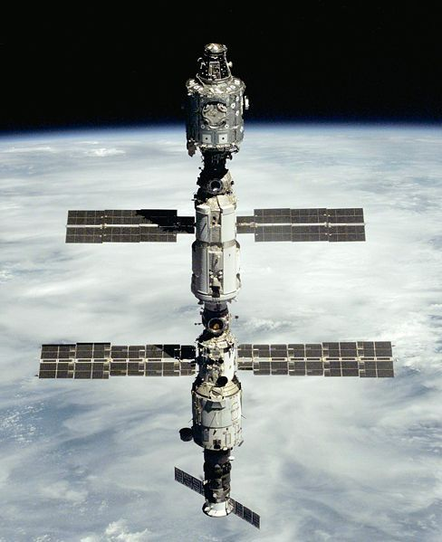 Mir's legacy—the core modules of the International Space Station, Phase Two of the ISS program