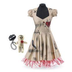 Voodoo-Doll 2-Piece Set