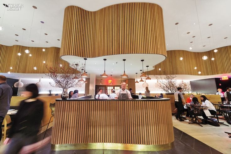 Former Barber Shop in Grand Central Recast as Nordic Restaurant Agern