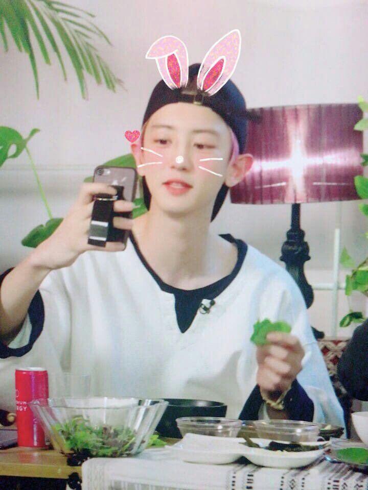 [170719] [LIVE] #Chanyeol Eating Show