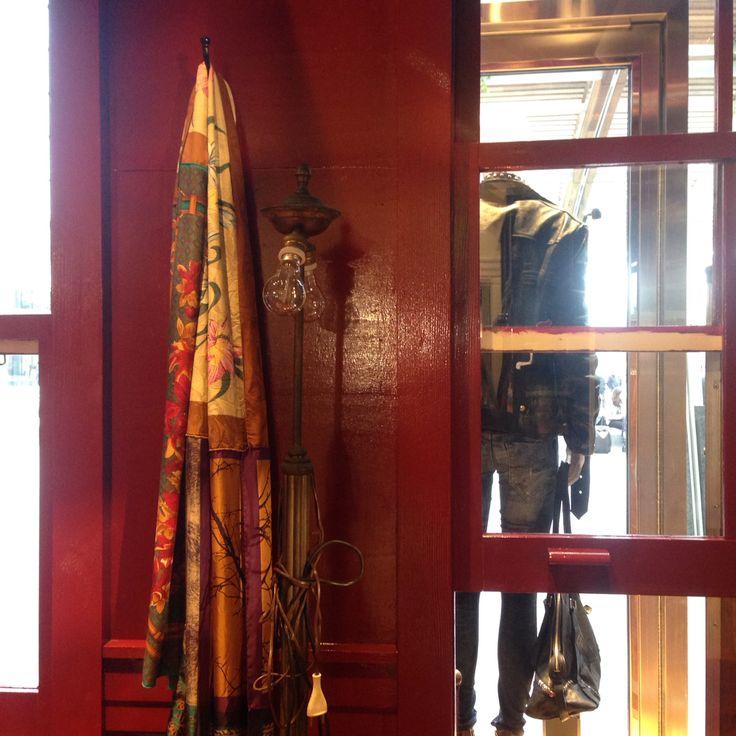 IBRIGU foulard seta da Replay a Milano