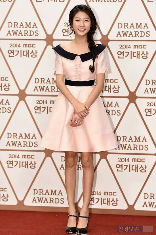 Kim Sae Ron at Drama Awards