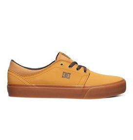 dcshoes, Trase NU Shoes, WHEAT/DK CHOCOLATE (wd4)