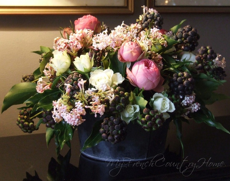 THIS BLOG IS A WONDERLAND! PLEASE VISIT  My French Country Home, French Living - Sharon Santoni