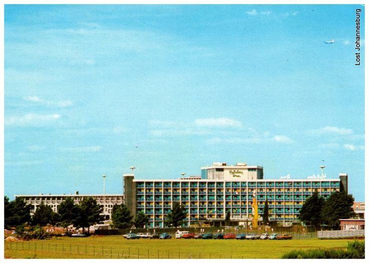 Holiday Inn Jan Smuts 1970's