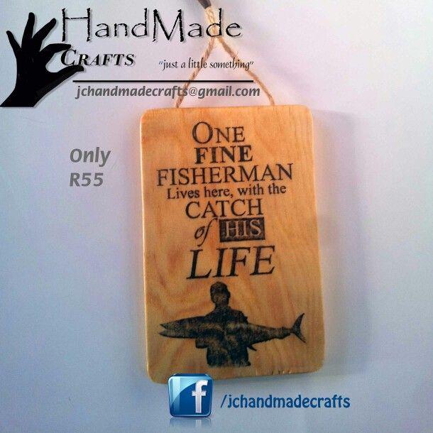 One fine fisherman