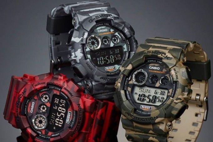 Il camouflage è il trend prescelto da G-SHOCK per la collezione di punta della stagione P/E 2014, espressione naturale delle caratteristiche intrinseche di indistruttibilità e shock resistance che da sempre contraddistinguono il brand di orologi... →