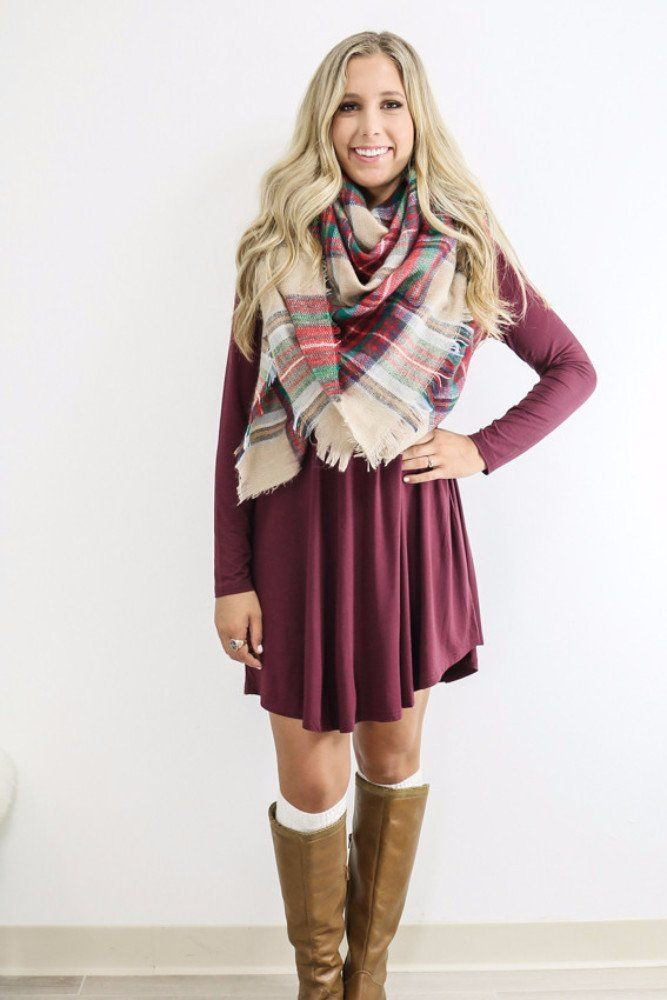 Piko dresses have arrived! These bamboo spandex blend dresses are the perfect go to for any girl & will look great paired with a cute scarf & boots! Fit