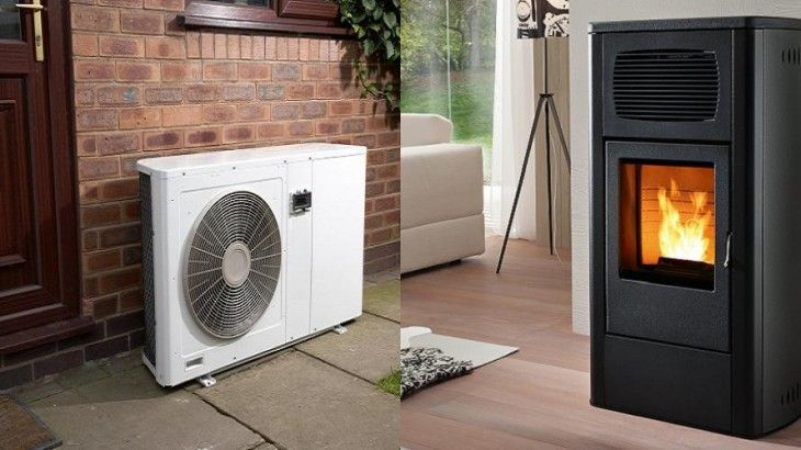 Heat Pumps and Biomass Boilers