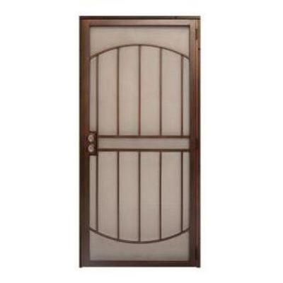 165 best images about grisham steel security doors bars for Home depot steel screen doors