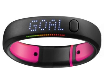 The Nike+ FuelBand SE fitness-tracking bangle looks sporty and feels comfortable, but at $150 it's priced higher than other devices that measure more meaningful data. [3.5 out of 5 stars]