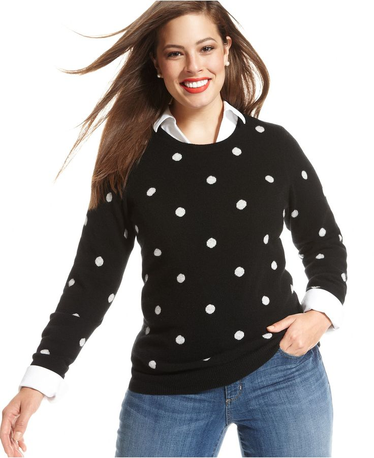 Plus Size Polka Dot Tops, Sequined Tops and Sweater for Women, Sequin Sweaters Plus Size, Plus Size Sequin Knit Top, Soft Knit, Soft to the Touch Knits, Black Soft Sweaters, Polka Dot Plus Size Clothing, Womens Plus Size Polka Dot Shirt, Black Soft Knit Sweaters.
