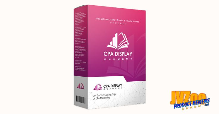 CPA Display Academy Review and Bonuses + SPECIAL BONUSES & COUPON => https://www.jvzooproductreviews.com/cpa-display-academy-review-and-bonuses/  A Groundbreaking CPA Course That Teaches A Unique, Proven, And Powerful System Using Display Advertising! #CPADisplayAcademy