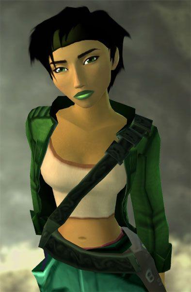 Jade - Beyond Good and Evil