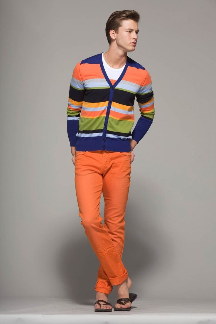 Alfred Kovac Dons Playful Colors for Love Moschino Spring/Summer 2013  Lookbook