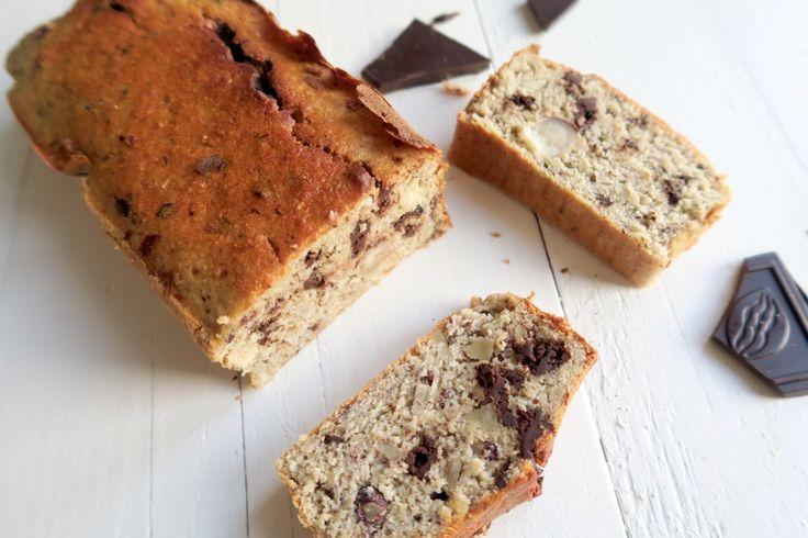 Chocolade noten cake