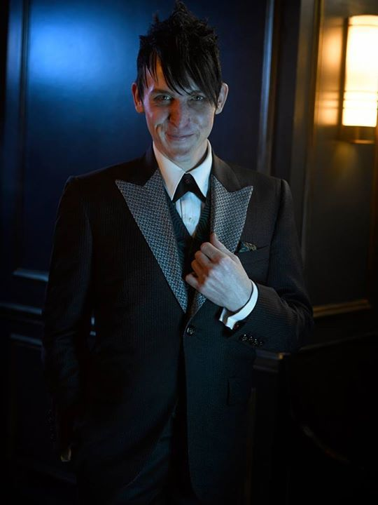 New #Gotham Season 2 cast photos - Robin Lord Taylor as Oswald Cobblepot (aka The Penguin) | Gotham