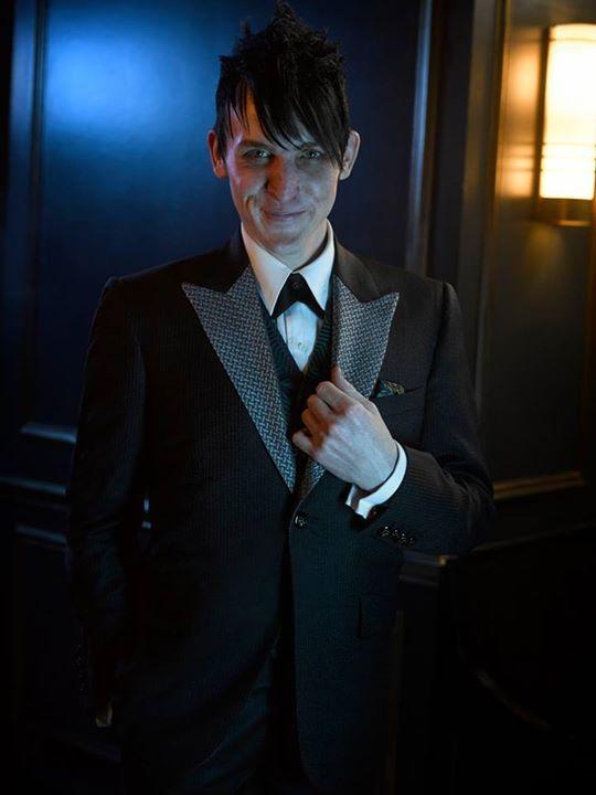 New #Gotham Season 2 cast photos - Robin Lord Taylor as Oswald Cobblepot (aka The Penguin) | Gotham
