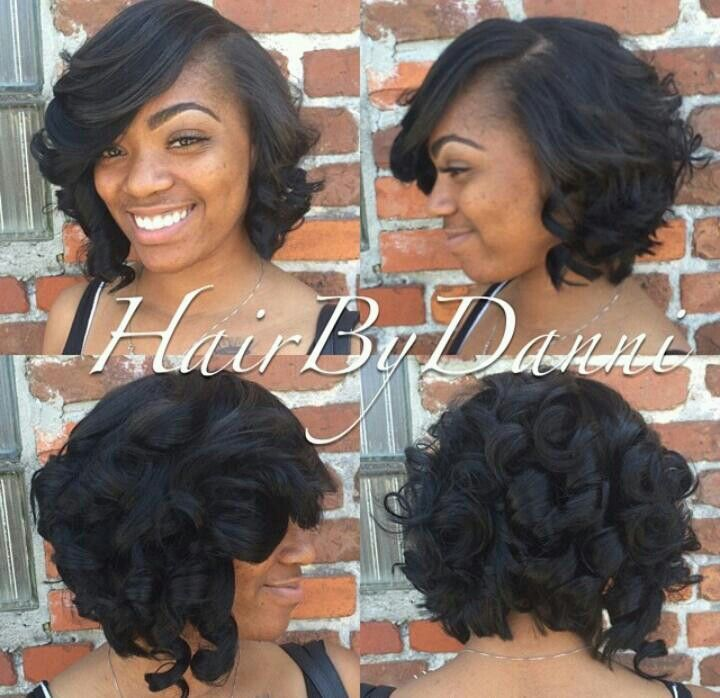 Formal Hairstyles Short Natural Hair : 173 best natural hair silk press curls images on pinterest