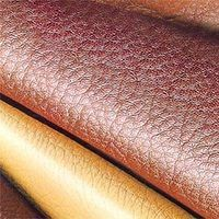 Top-grain leather, such as in handbags, holds new dye well.                                                                                                                                                                                 More